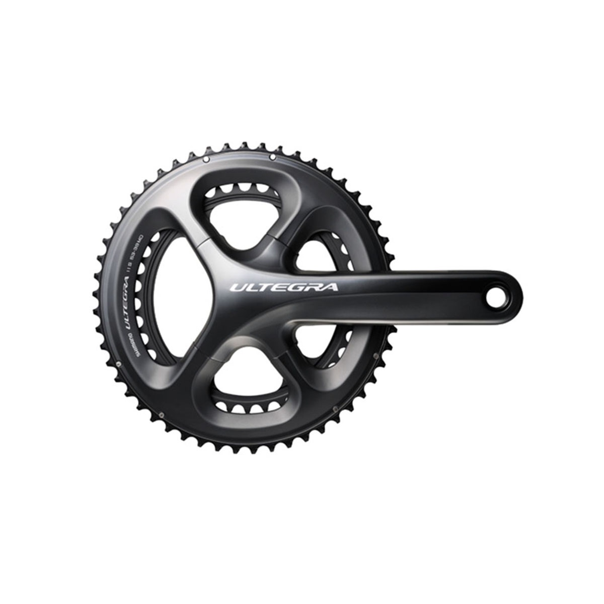 Shimano (6800) Ultegra 11 Spd Double Crankset w/o BB Parts