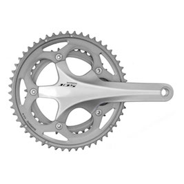 Shimano (5700) 105 10 Spd Double Crankset w/o BB Parts