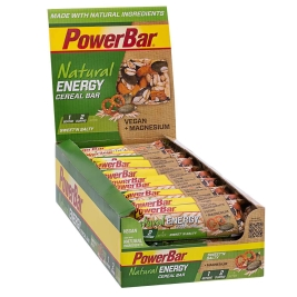 PowerBar Natural Energy Cereal Sweet & Salty (24)