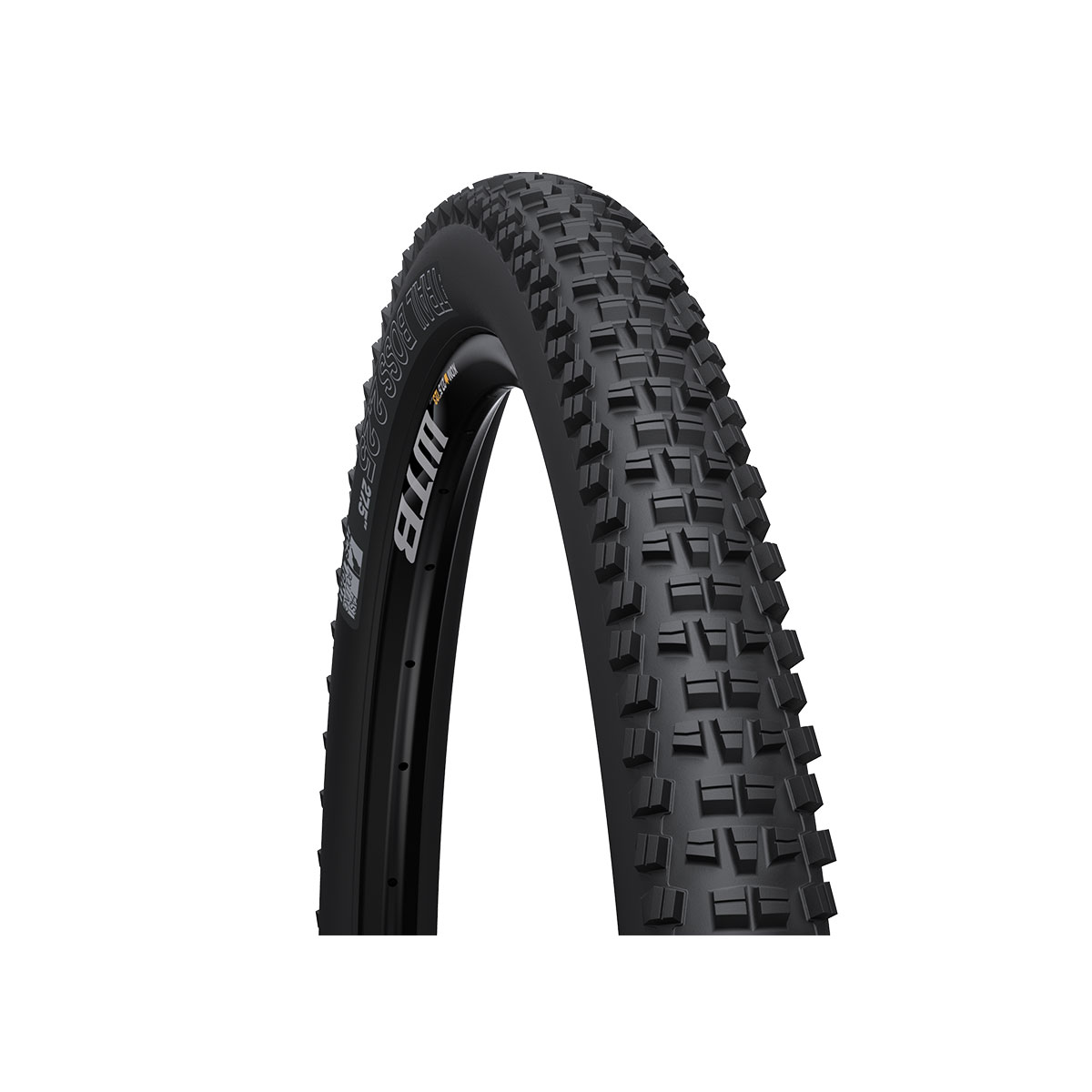 WTB Trail Boss Light/Fast Rolling Tire 2.4 x 27.5""