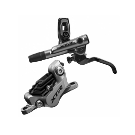 Shimano (9120) XTR Disc Brake Rear Assembled Set (Caliper, Lever, Pad, Hose, Adapter)
