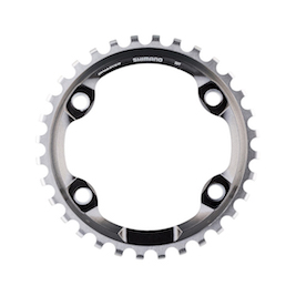 Shimano (8000) XT Chainring for Single Crankset