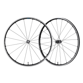 Shimano (WHRS500) 10/11 Speed Road Wheelset Tubeless