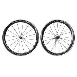 Shimano (WH-R9100) 10-11 Spd Road Carbon Wheelset Clincher C60