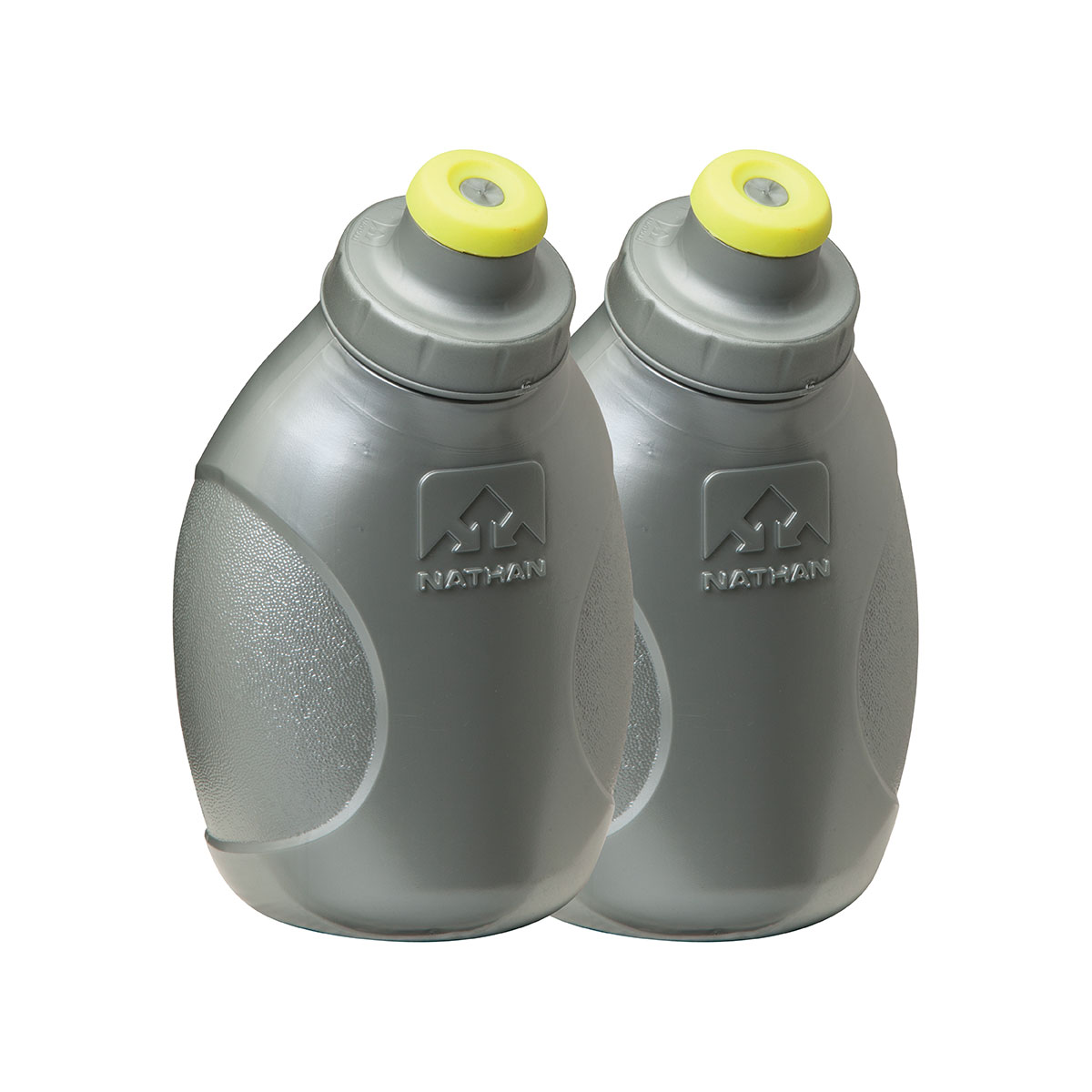 4586N Nathan flask w/push pulls (Pack Of 2)