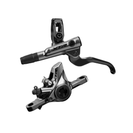 Shimano (9100) XTR Disc Brake Front Assembled Set (Caliper, Lever, Pad, Hose, Adapter)