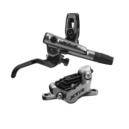 Shimano (9120) XTR Disc Brake Front Assembled Set (Caliper, Lever, Pad, Hose, Adapter)